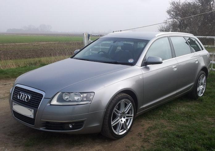 Audi A6 Avant Quattro 3.0 TDi