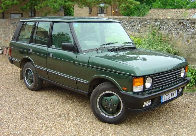 Range Rover Vogue SE 3.9 V8
