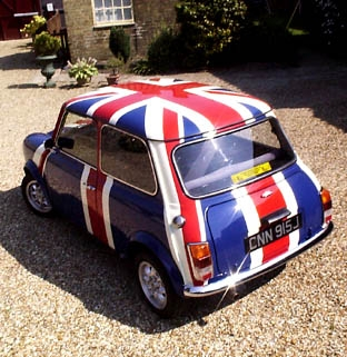 union jack mini dean 39 s minis. Black Bedroom Furniture Sets. Home Design Ideas
